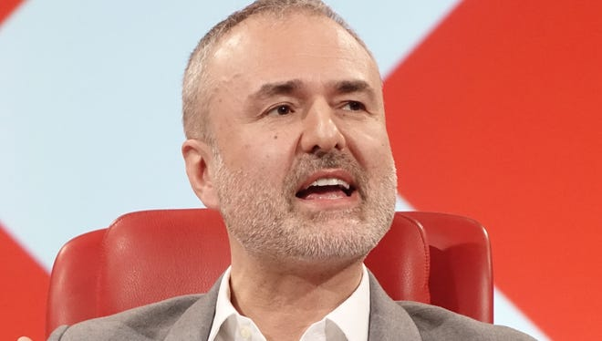Gawker Media CEO Nick Denton