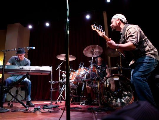 The Joe Trainor Trio -- Joe Trainor, Jeff Dement, Kevin