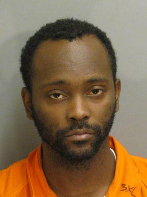 Kemond Fortson is charged with trafficking methamphetamine, receiving stolen property, possession of controlled substances and other charges.