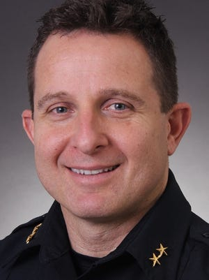 Cape Coral Police Chief Dave Newlan