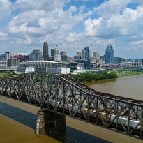 Cincinnati weather update: It's about to be really hot 🌞🔥