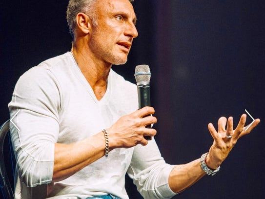 Billy Graham's grandson, Tullian Tchividjian, will