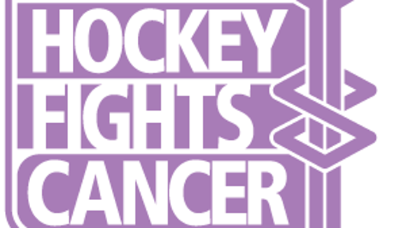 Hockey Fights Cancer is an annual event with the NHL and the NHL Players Association that started in 1998.