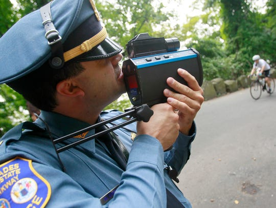 Palisades Interstate Parkway then-acting Chief of Police