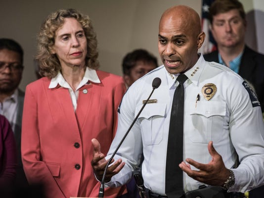 Charlotte Mayor and Police Chief Hold News Conference to Update on Investigation Into Recent Police Shooting