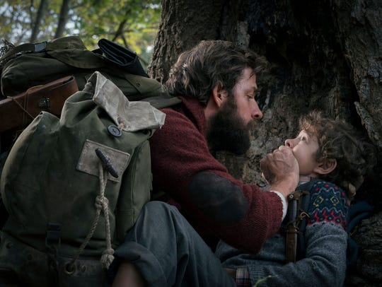 John Krasinski and Noah Jupe play a father and son