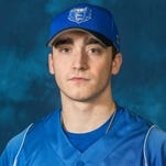 Bailey Peterson, KCC baseball lead nation in hitting