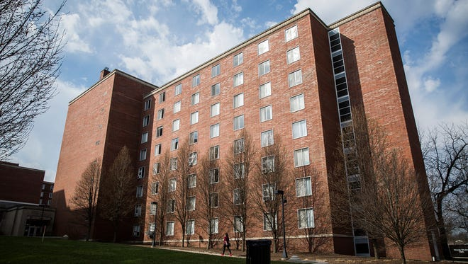 Ball State will begin demolishing the LaFollette Complex at the end of the Spring semester. The building houses approximately 1,900 students and was completed in 1967.