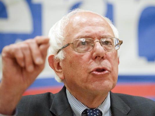 Democrat Bernie Sanders