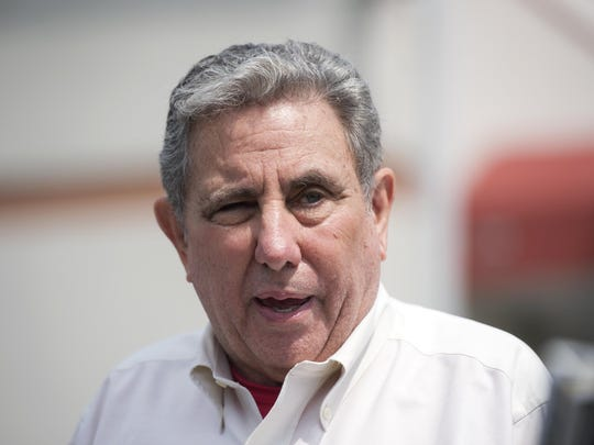 Jeff Gural is the owner of Tioga Downs, in Nichols.