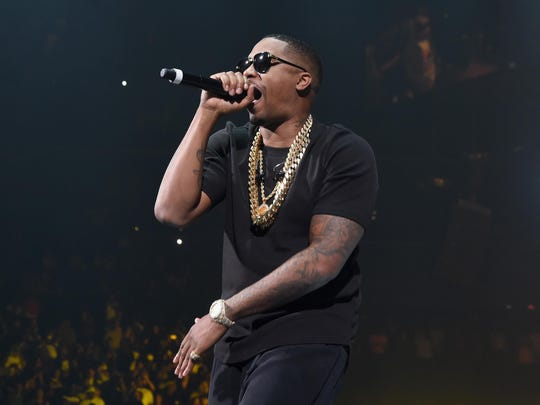 Rapper Nas will perform with the DSO in March.