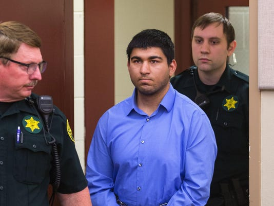Suspect in Washington mall shooting charged with 5 counts of premeditated murder