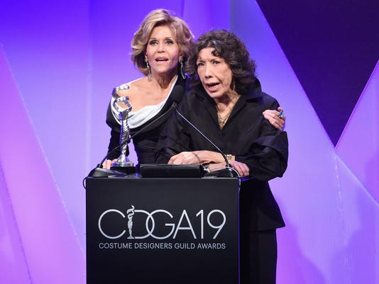 19th CDGA (Costume Designers Guild Awards) - Show And Audience