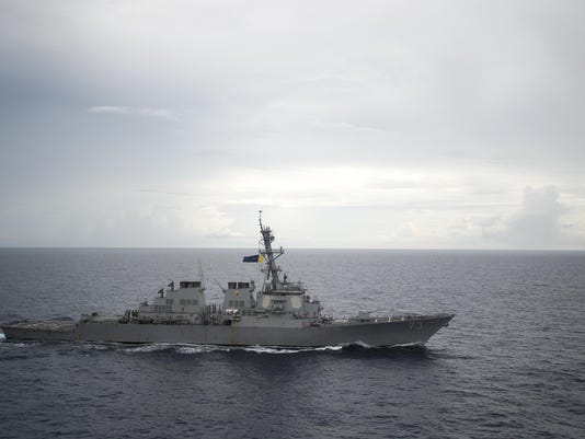 China US South China Sea