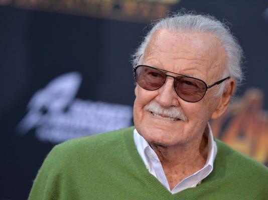 Stan Lee obit