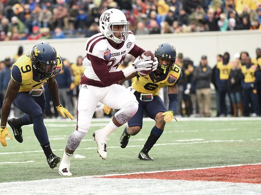 AutoZone Liberty Bowl - Texas A&M v West Virginia
