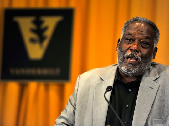 Vanderbilt vice chancellor David Williams
