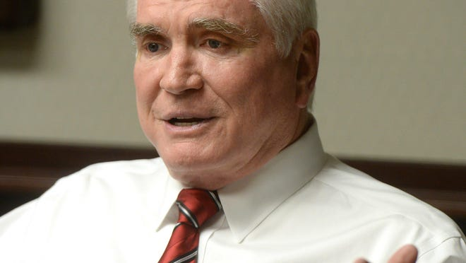 U.S. Rep. Mike Kelly, of Butler, whose 16th Congressional District includes Erie County.