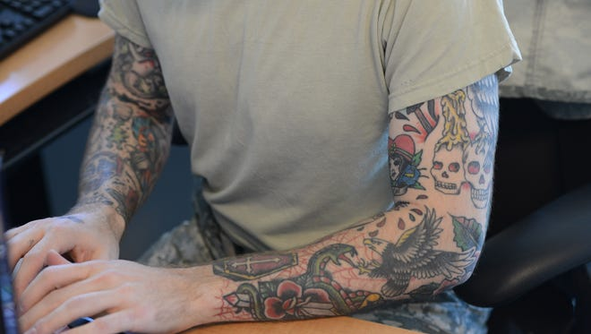 The Army is close to announcing changes to its tattoo policy as it pertains to enlisted soldiers hoping to go officer or make warrant.