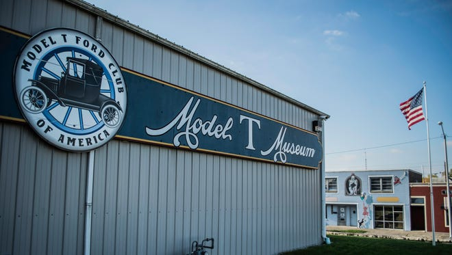 The Model T Museum will reopen July 7.