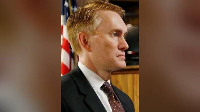 U.S. Senator James Lankford. Oklahoman File Photo