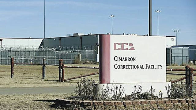 Oklahoma is in the process of moving all its inmates out of the privately run Cimarron Correctional Facility in Cushing. Oklahoman file