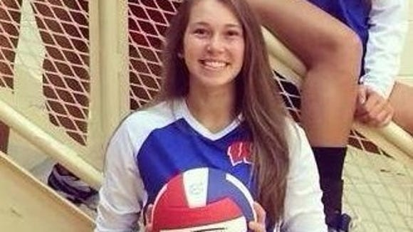 West Henderson's Rachel Kordonowy is the WNC Athletic