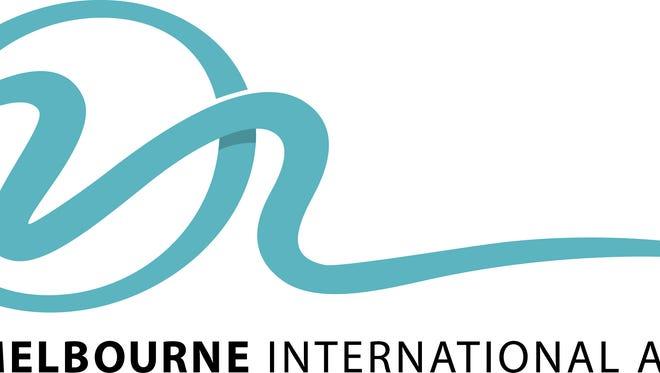 The Orlando Melbourne International Airport logo.