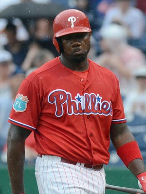 Ryan Howard is in the final year of his monster contract.