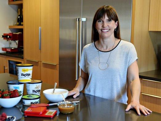 Noosa Yoghurt founder Koel Thomae experiments with