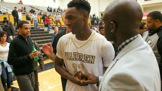 Warren Central's Mack Smith will play in the North/South