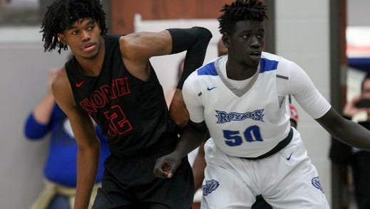 Hamilton Southeastern moved into No. 5 in Class 4A after its overtime win over Fort Wayne North.