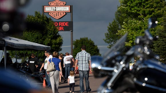 Hot Harley Nights at J&L Harley-Davidson in Sioux Falls