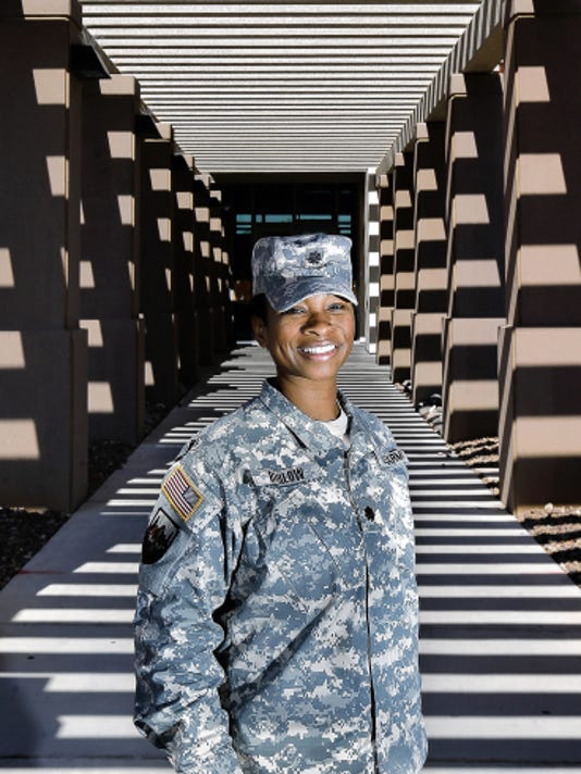 Lt. Col. Sereka Barlow is the new commander of the William Beaumont Primary Care and Soldier Readiness Command at Fort Bliss.