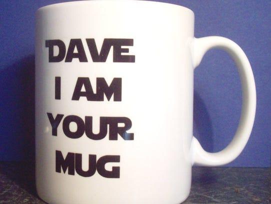 Ceramic mug, $10.88+