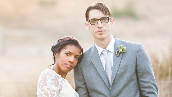 Cambi Evers-Everette married Ben Coe on Oct. 23, 2015,