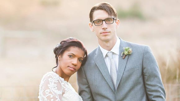 Cambi Evers-Everette married Ben Coe on Oct. 23, 2015, just months after learning she had breast cancer.