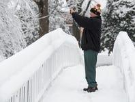 SOCIAL MEDIA: Delaware winter weather
