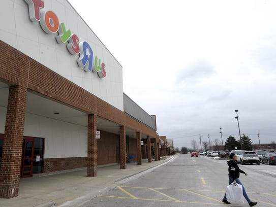 The debt-laden Toys R Us chain has more than 700 stores