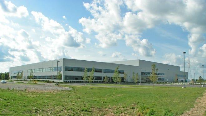 Festo's Regional Service Center — the logistics and manufacturing facility in Mason.
