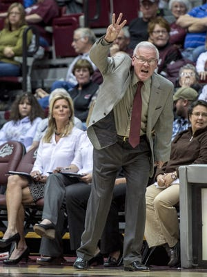 Robin Selvig, recently retired, was head coach of the Lady Griz for 38 seasons and is the eighth winningest coach in women's college basketball history.