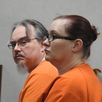 Daniel J. and Trudy E. Reeves, of Warsaw, appeared