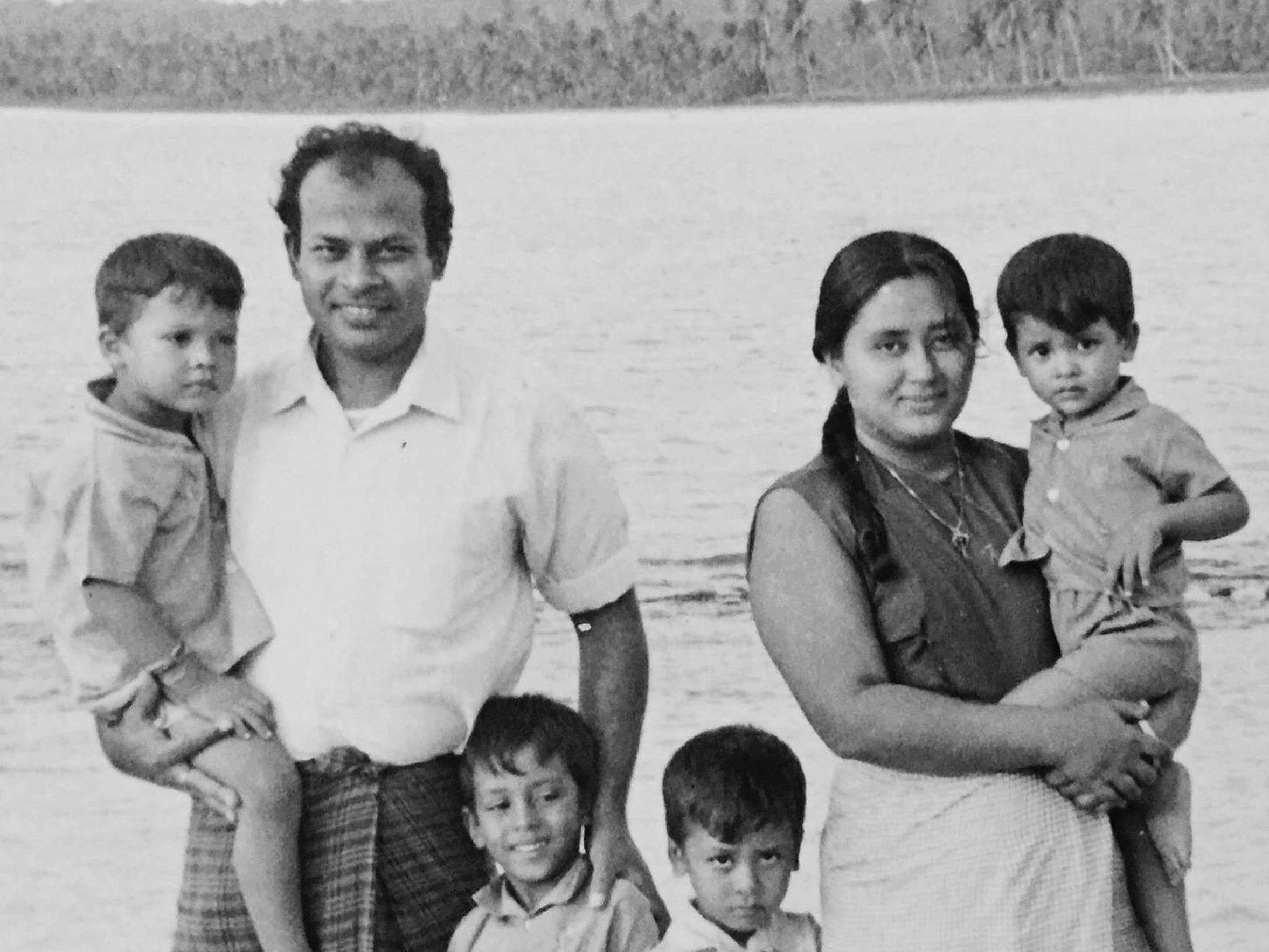 Mangulay-Family
