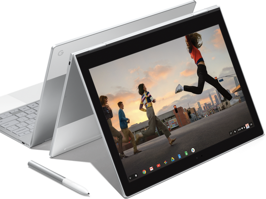 Starting at $999, Google's own Pixelbook is a 12.3-inch