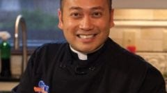 The Rev. Leo Patalinghug will be the keynote speaker Sept. 22 at the El Paso Convention Center.