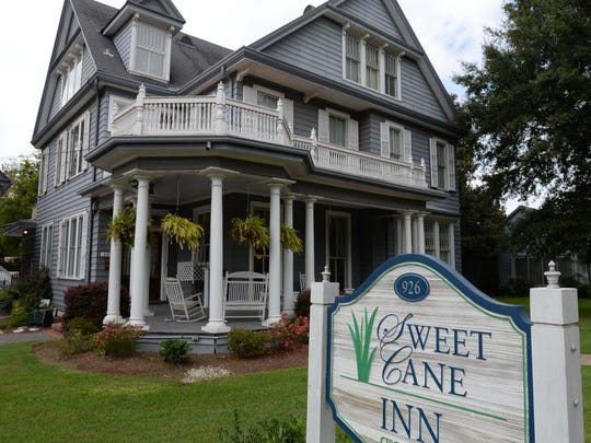 The Sweet Cane Inn will be part of the 60th Fall Pilgrimage Tour of Homes, Natchitoches, Oct. 10-12.