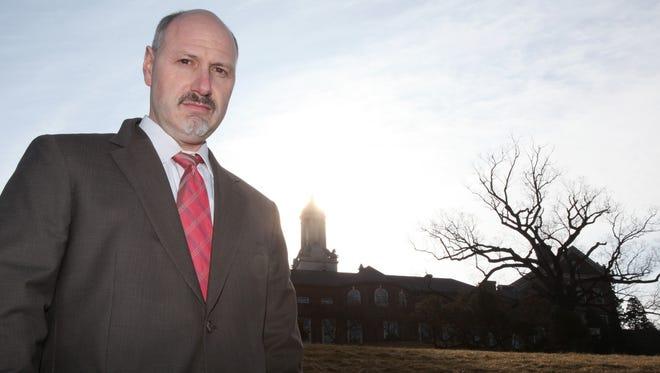 Robert Greenstein, New Castle supervisor.