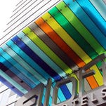 The Aloft Hotel City Center in Chicago is one of many new hotels in the city. High occupancy rates across the city mean there are few bargain room rates to be found.