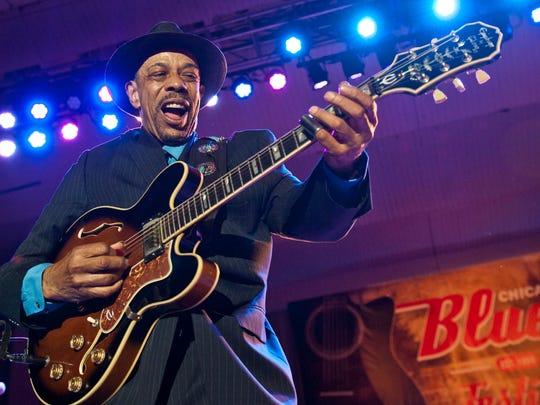 Chicago bluesman John Primer brings his Real Deal Blues Band to town at 9 p.m. Friday at Bradfordville Blues Club.