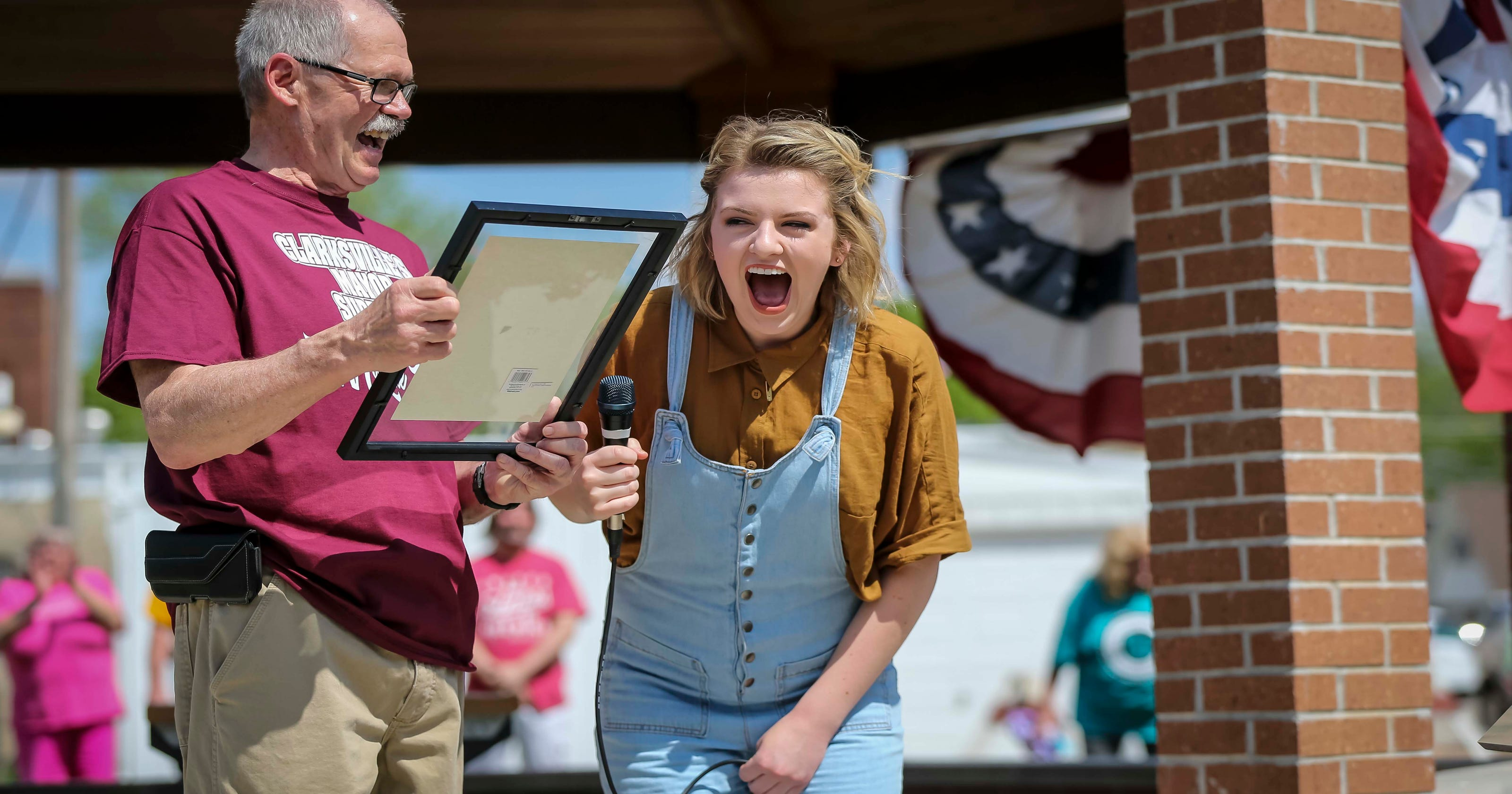 American Idol' finalist Maddie Poppe came home and people